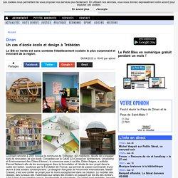 Un cas d'école écolo et design à Trébédan
