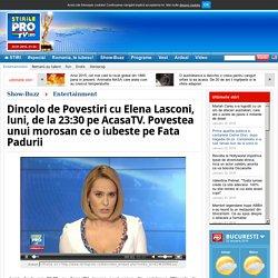 Dincolo de Povestiri cu Elena Lasconi, luni, de la 23:30 pe AcasaTV. Povestea unui morosan ce o iubeste pe Fata Padurii