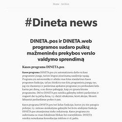 #Dineta news