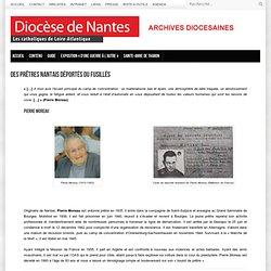 Diocèse de Nantes – Des prêtres nantais déportés ou fusillés