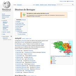 Diocèses de Bretagne