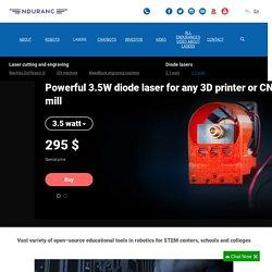 3.5 watt diode laser - EnduranceRobots