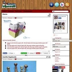 Mundo Papercraft, Descarga modelos papercraft gratis