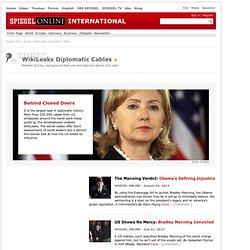 WikiLeaks Diplomatic Cables - SPIEGEL ONLINE - Nachrichten