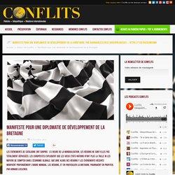 Manifeste pour une diplomatie de développement de la Bretagne – Autour De Conflits – Conflits