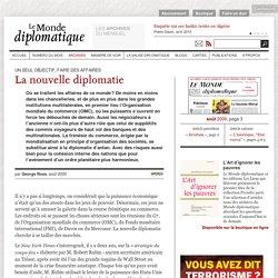 La nouvelle diplomatie, par George Ross (Le Monde diplomatique, août 2000)