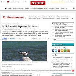 La diplomatie à l'épreuve du climat