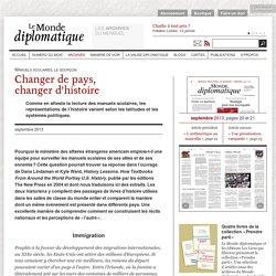Changer de pays, changer d'histoire