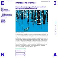 EINA / Màsters i postgraus : Diplomatura de postgrau Il·lustració creativa i tècniques de comunicació visual