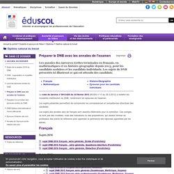 """Diplôme national du brevet - DNB 2013. """"Annales zéro"""""""