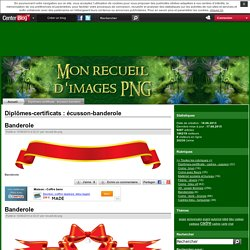 diplomes certificats ecusson banderole - Page 2