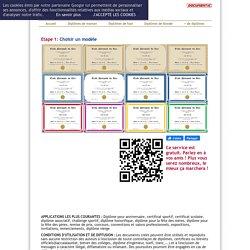 Diplome gratuit