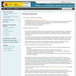 Portal de la Dirección General del Catastro
