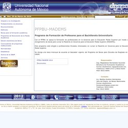 Dirección General Asuntos del Personal Académico-UNAM
