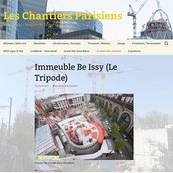PARIS (75) : Les Chantiers Parisiens