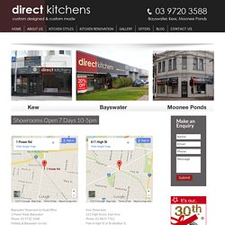 Direct Kitchens – Contact Us
