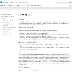 Direct2D