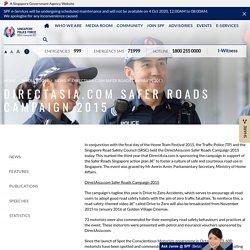 DirectAsia.com Safer Roads Campaign 2015