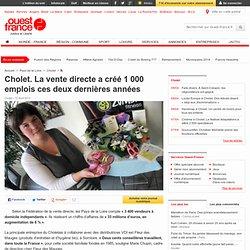 Cholet. La vente directe a créé 1 000 emplois ces deux dernières années - Cholet - Économie