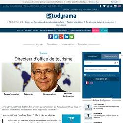 Directeur d'office de tourisme