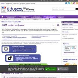 Schéma directeur des ENT (SDET) - Préconisations techniques