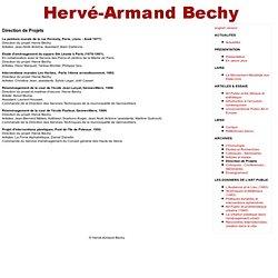 Hervé Armand Bechy