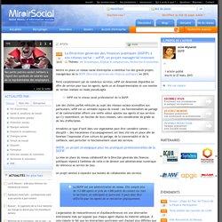 La Direction générale des finances publiques (DGFIP) à son réseau social : wiFiP, un projet managérial innovant