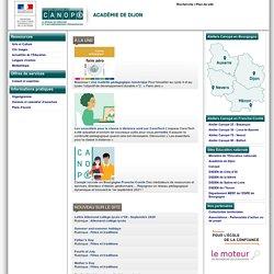 Canopé académie de Dijon