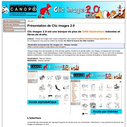 Clic images - CANOPE Dijon