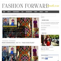 Fashion Forward Blog