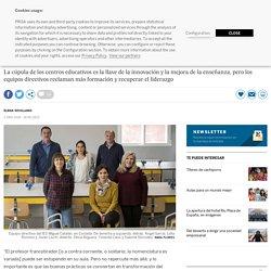 Directivos escolares, la clave del cambio