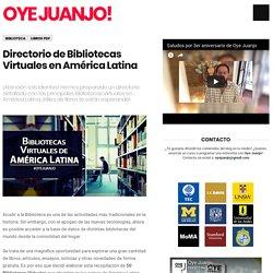 Directorio de Bibliotecas Virtuales en América Latina