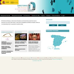 Directorio de Museos de España