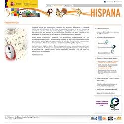 Hispana. Directorio y recolector de recursos digitales > Presentación