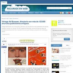 Vintage Ad Browser, directorio con más de 123.000 anuncios publicitarios antiguos