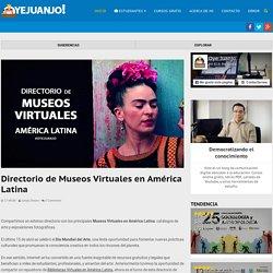 Directorio de Museos Virtuales en América Latina
