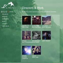 DirectorsDirectors · Mt. MELVIL - Production Company