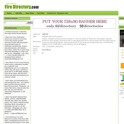 Fire Directory.com:Dofollow social bookmarking