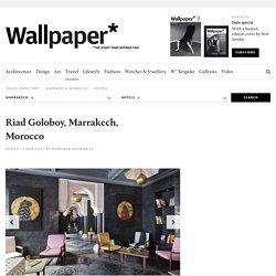 Travel Directory - Riad Goloboy - Marrakech, Morocco