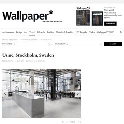 Travel Directory - Usine - Stockholm, Sweden