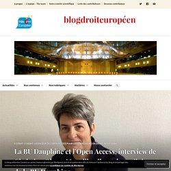 La BU Dauphine et l'Open Access, interview de Christine Okret-Manville, directrice-adjointe de la BU Dauphine – blogdroiteuropéen
