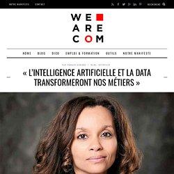 Interview de Dominique Danaë, Directrice de la Communication de Microsoft France