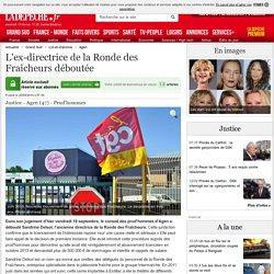 L'ex-directrice de la Ronde des Fraîcheurs déboutée - 20/09/2014