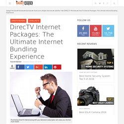 Direct TvInternetSpeed