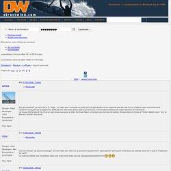 Directwind - Le forum du windsurf - rapport vent voile
