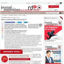 Nantes. Un dirigeant de PME raconte son burn out - L'Enquête - Le Journal des entreprises