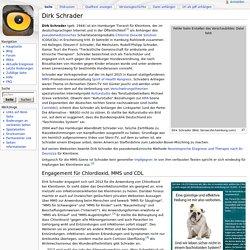 Dirk Schrader – Psiram