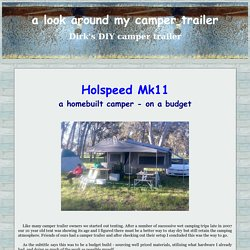 dirks diy camper trailer
