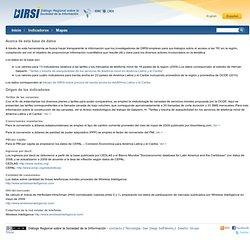 DIRSI (Dialogo regional sociedad información)