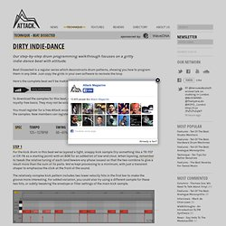 Dirty Indie-Dance
